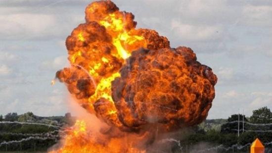 انفجار في مدينة طربلس الليبية