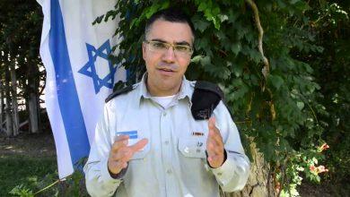 افيخاى أدرعى المتحدث الرسمى باسم جيش الدفاع الإسرئيلى