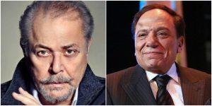 عادل امام ومحمود عبدالعزيز