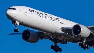 طائرة نيوزيلندية