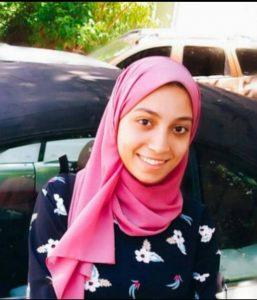 الكاتبة ميرنا إيهاب