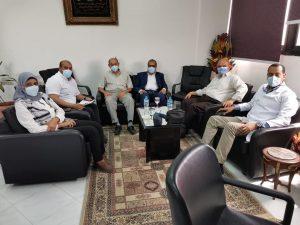 الدكتور أسامة عنتر الدكتور أسامة عنتر عميد كلية الطب ورئيس مجلس إدارة المستشفيات الجامعية